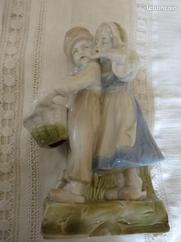 Statuette style royal copenhague