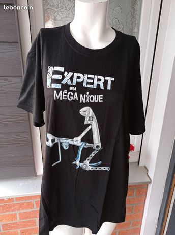 Tee shirt homme taille L