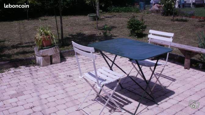 salon de jardin ancien proven al authentique jardinage dordogne. Black Bedroom Furniture Sets. Home Design Ideas