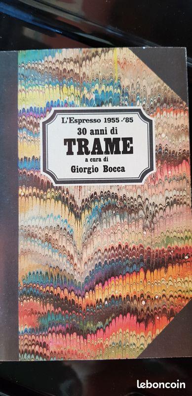 2 livres en italien