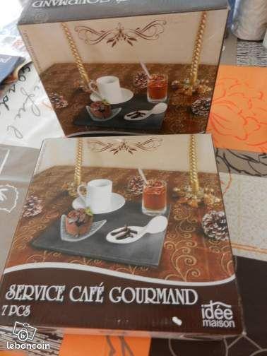 Service gourmand annonces d 39 achats et de ventes trouver le meilleur prix - Service cafe gourmand ardoise ...