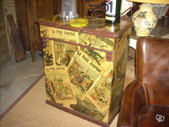 Comptoir caisse 1900 meuble de metier ameublement cher for Meuble comptoir caisse