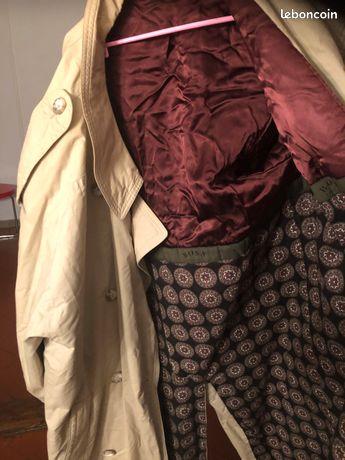Manteau homme trench-coat HUGO BOSS