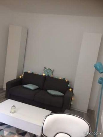 Location d'un beau studio meublé de 20 m2 à Bordeaux - quartier Euratlantique