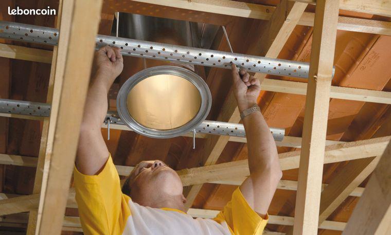 Installateur / monteur de poêles et cheminées URGENT (H/F)