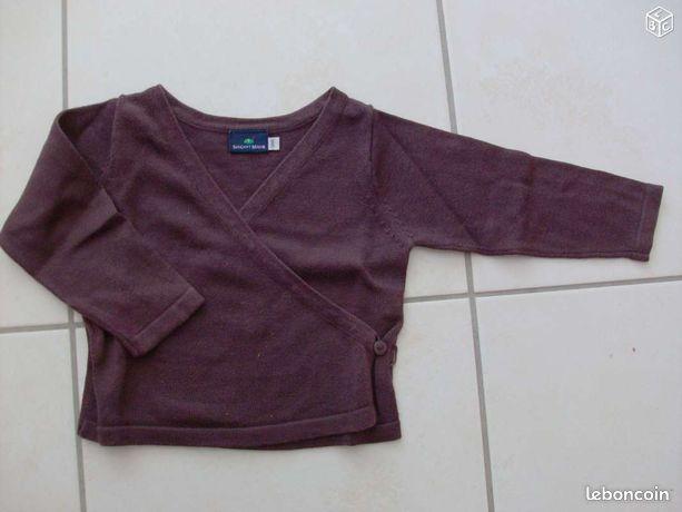 137696b6157a5 Vêtements bébé occasion Loire-Atlantique - nos annonces leboncoin ...