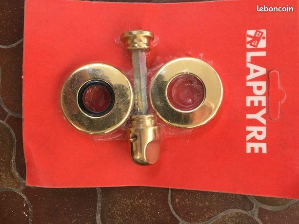 Bouton de condamnation de porte lapeyre bricolage yvelines for Lapeyre poignees de porte