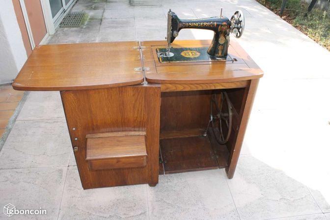 meuble coudre singer electrom nager var. Black Bedroom Furniture Sets. Home Design Ideas