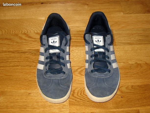 basket adidas bleu leboncoin