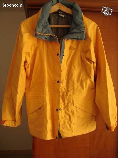 Vetement sport femme - Marseille - veste femme : marque LOVE ALPINE jaune Taille 38/40 légère et chaude  - Marseille