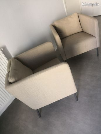Vend lot de 2 fauteuils