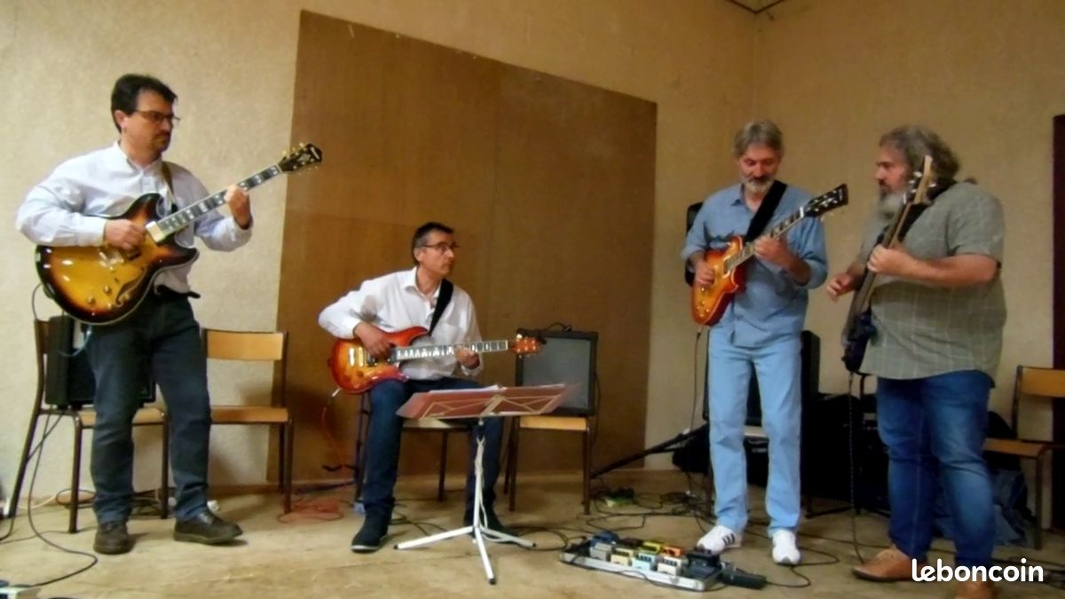 Cours de guitare adultes toulouse