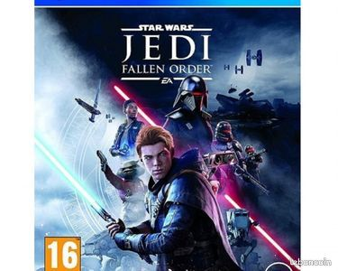 Star Wars Jedi : Fallen Order, JEU PS4, Neuf