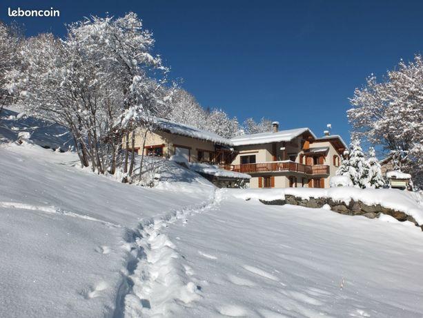 Appartement dans chalet - Valmeinier- village (1500m)