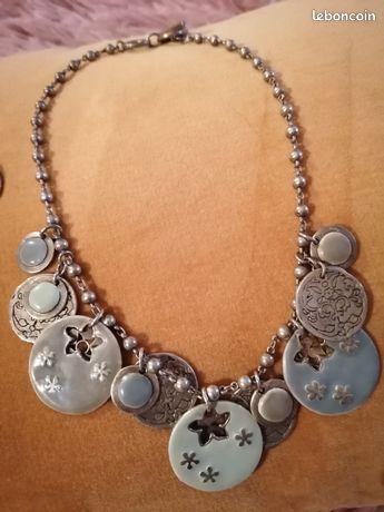 Parure bijoux baroques