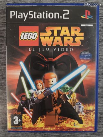 PS2 : Lego Star Wars : Le Jeu Video