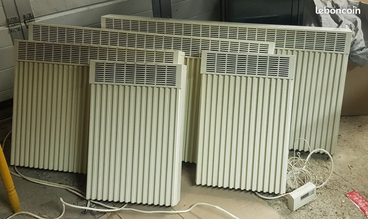 Lot de radiateurs aterno sfr