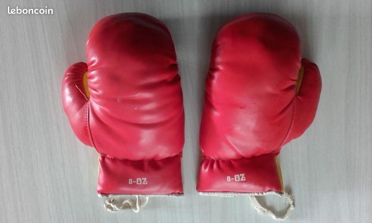 Gants de boxe enfant