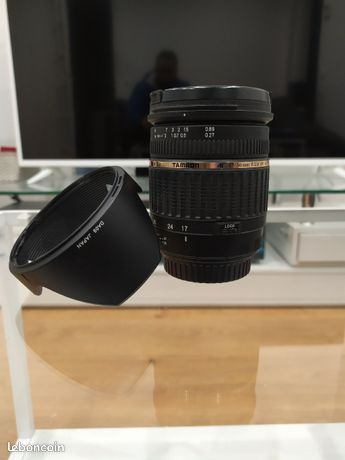 Objectif Tamron A16 - Fonction Zoom - 17 Mm - 50 Mm - F/2.8 Xr Di Ii Monture Canon