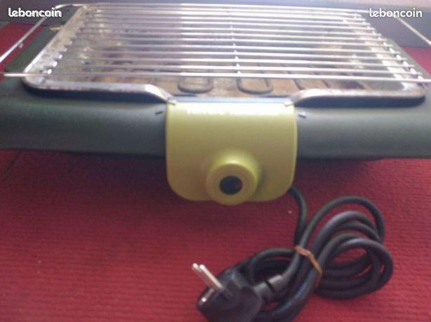 TEFAL - Barbecue électrique   kit Easy Grill - BG - Noir et vert