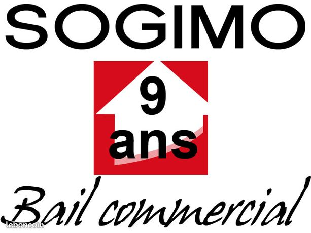 Local commercial 940 m²