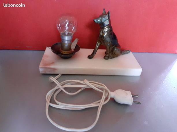 lampe a poser en marbre d occasion