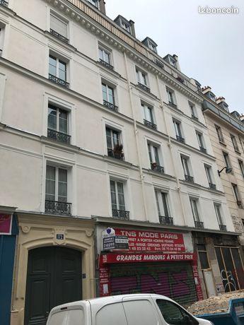 Belle Studette Paris 11