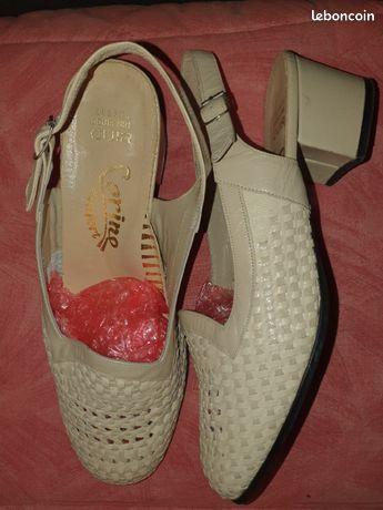 Chaussures confort pour pieds sensibles
