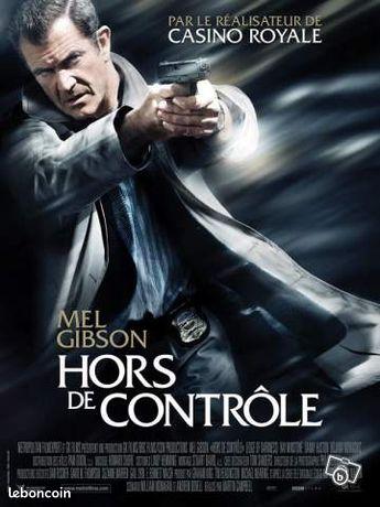 Affiche de cinema : Hors de controle
