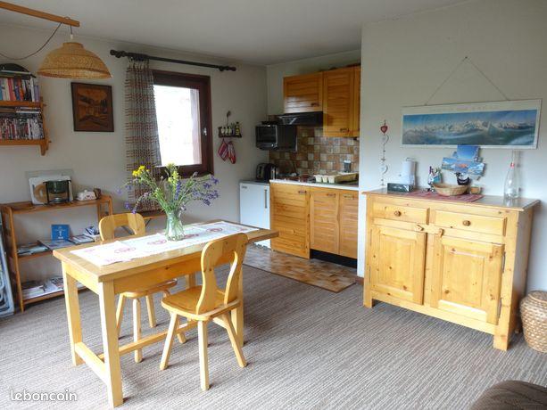 PRAZ-SUR-ARLY chalet appartement de 38 m2