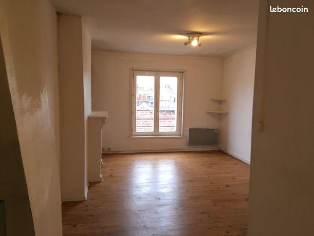 Part lille centre studio (25m) 460 34ch