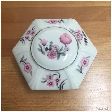 Bonbonnière porcelaine de Limoges