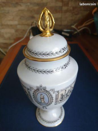 porcelaine limoges; service cafe; fabrique royale