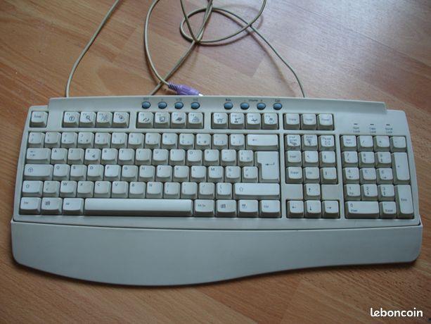 Clavier ordinateur