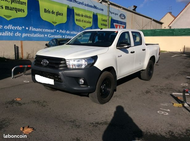 Toyota Hilux Occasion France Autovisual