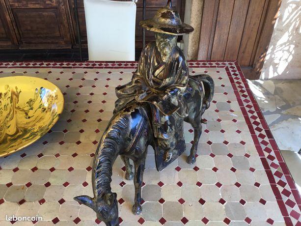 Blækhus i bronze, Bronze - dba.dk - Køb og Salg af Nyt og