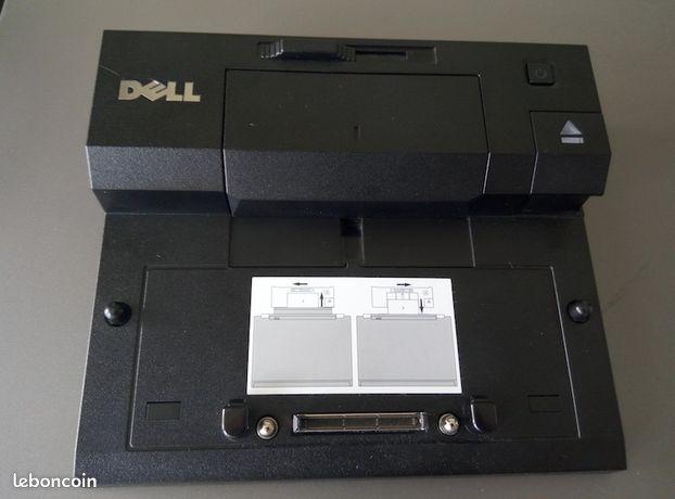 Dell Station d'accueil E-Port K07A - USB 3.0 avec Alimentation