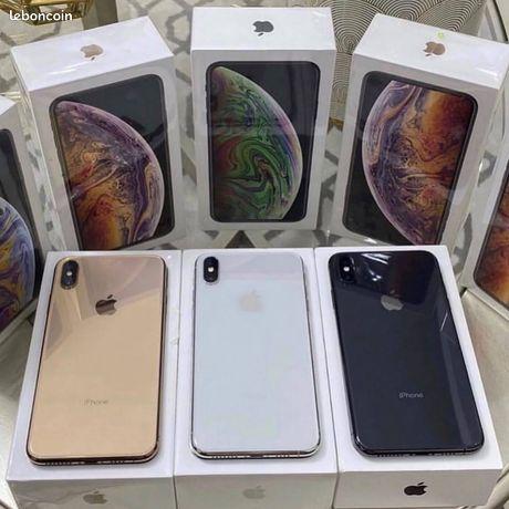 Iphone xs max 64go/256go garantie/comme neuf/paiement en 3 ou 4 fois disponible/ d'origine apple