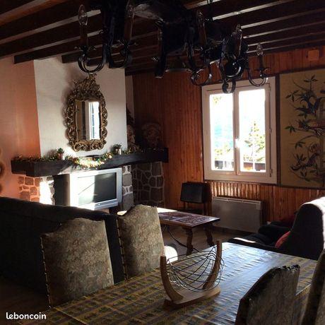 Appartement Angélique dans chalet