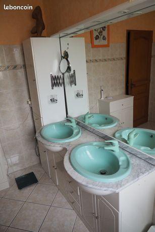 Ensemble salle de bains