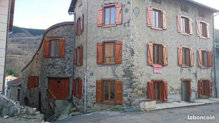 Maison village 4/20 personnes (AX-LES-THERMES)